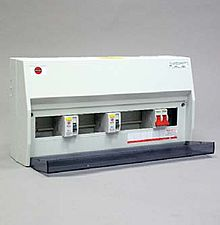 21 way 17th edition dual rcd wylex consumer units at pew. Black Bedroom Furniture Sets. Home Design Ideas