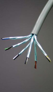 Lsoh Multi Pair Individually Foil Screened Cable At Pew